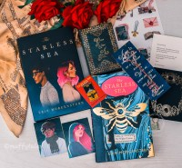 The-Starless-Sea by Erin Morgenstern Book Review by Muffytales