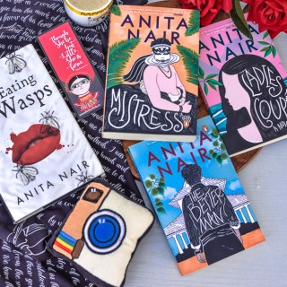 Best Books by Indian Author Anita Nair