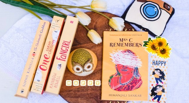Mrs C Remembers #BookReview {May Check-In} #ReadingWithMuffy