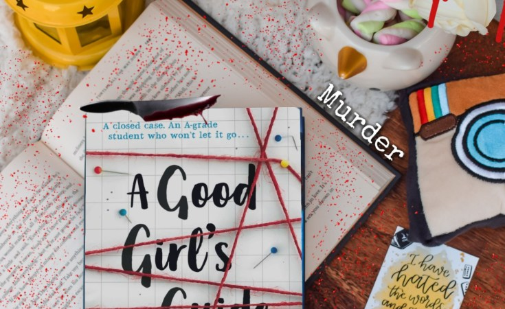 A Good Girl's Guide to Murder book review