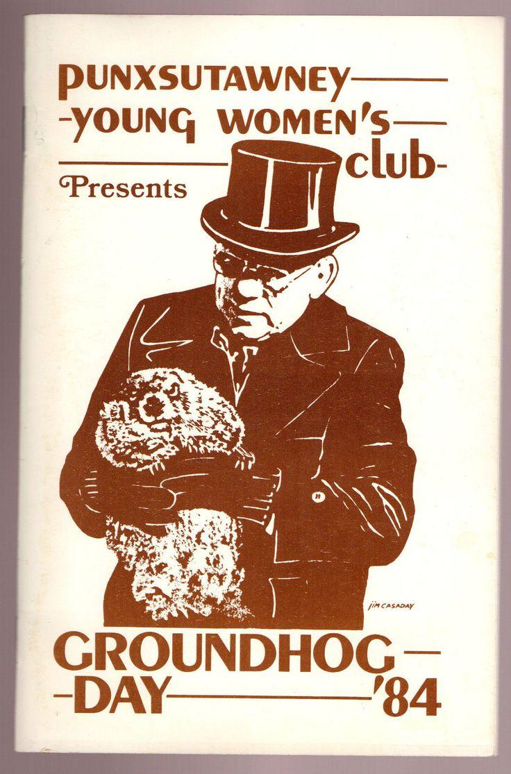 Punxsutawney Young Women's Club presents Goundhog Day '84 - Punxsutawney, Pennsylvania U.S.A. - 1984