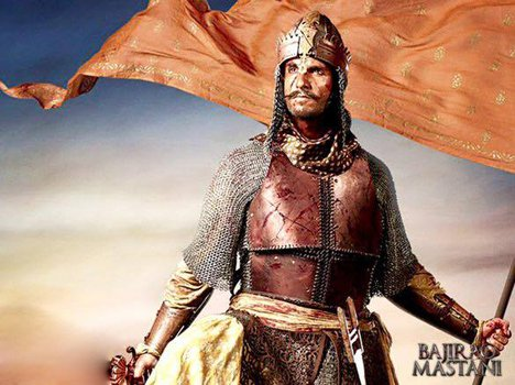 Baji Rao Mastani who received the award on the merits, there were holes in them