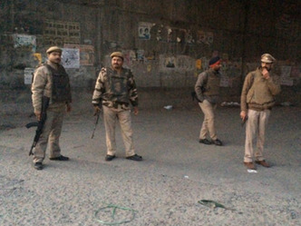 Pathankot in Punjab terrorist attack on the Air Force base, two young martyr, 4 terrorists pile