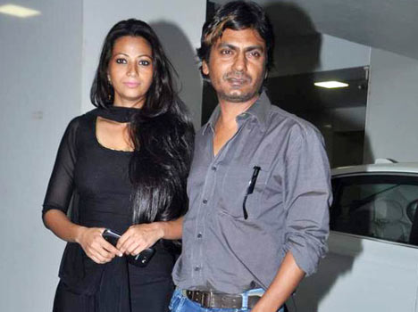 Nawazuddin Siddiqui entered the house of the wife insolence