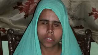 blind nafees tarin wrote quran in 965 pages