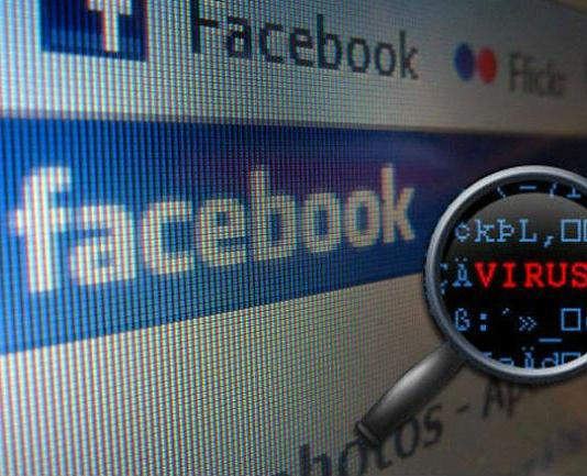 My video Virus attacked Facebook don't click