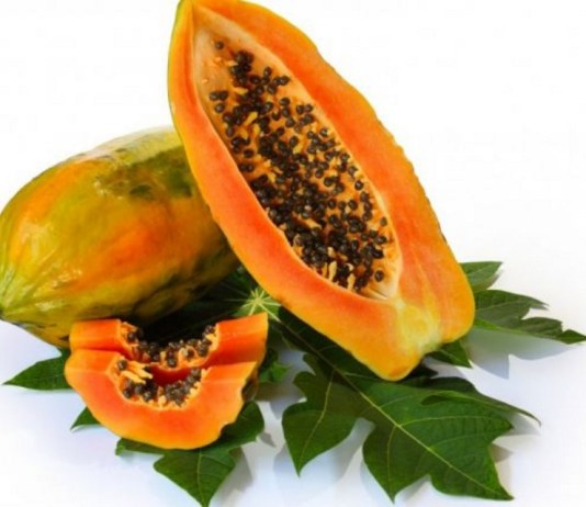 detoxify your stomach by using papaya home remedy