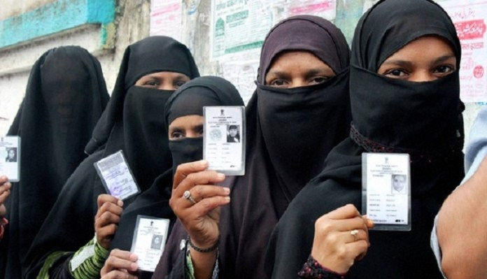 muslim women voters