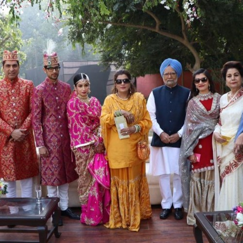 ex prime minister manmohan singh attend function 1512855397