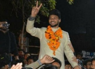 amu student union election results declared mashkoor ahmad usmani becomes president