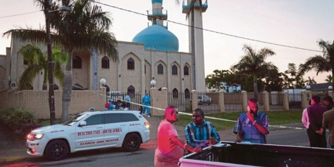 imam dead in s.africa mosque attack