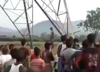 bjp worker dead body hanging in west bengal purulia