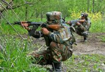 kashmir encounter