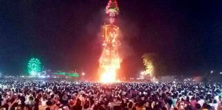 dussehra celebrations in dehradun