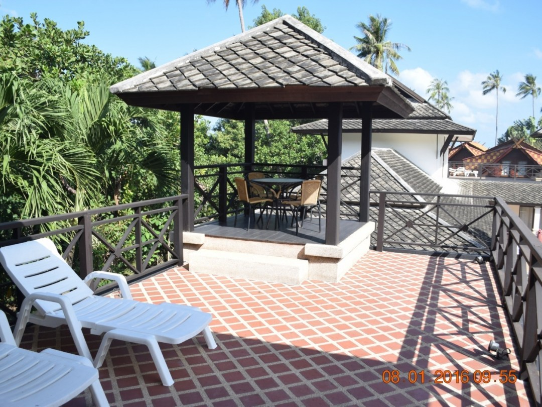 P11 Coconut Paradise Balinese Style 3 Bedroom Villa with Private Pool within a walled garden