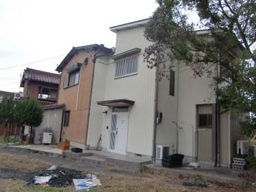 事例13:春日井市木造2階建て住宅4棟ほか