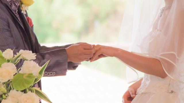 結婚式を挙げる予定。招待客の親戚が少ないことについて