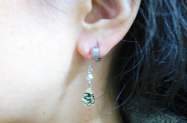 ピアスが出来ない…耳たぶが小さい人もピアスを付けれる方法!