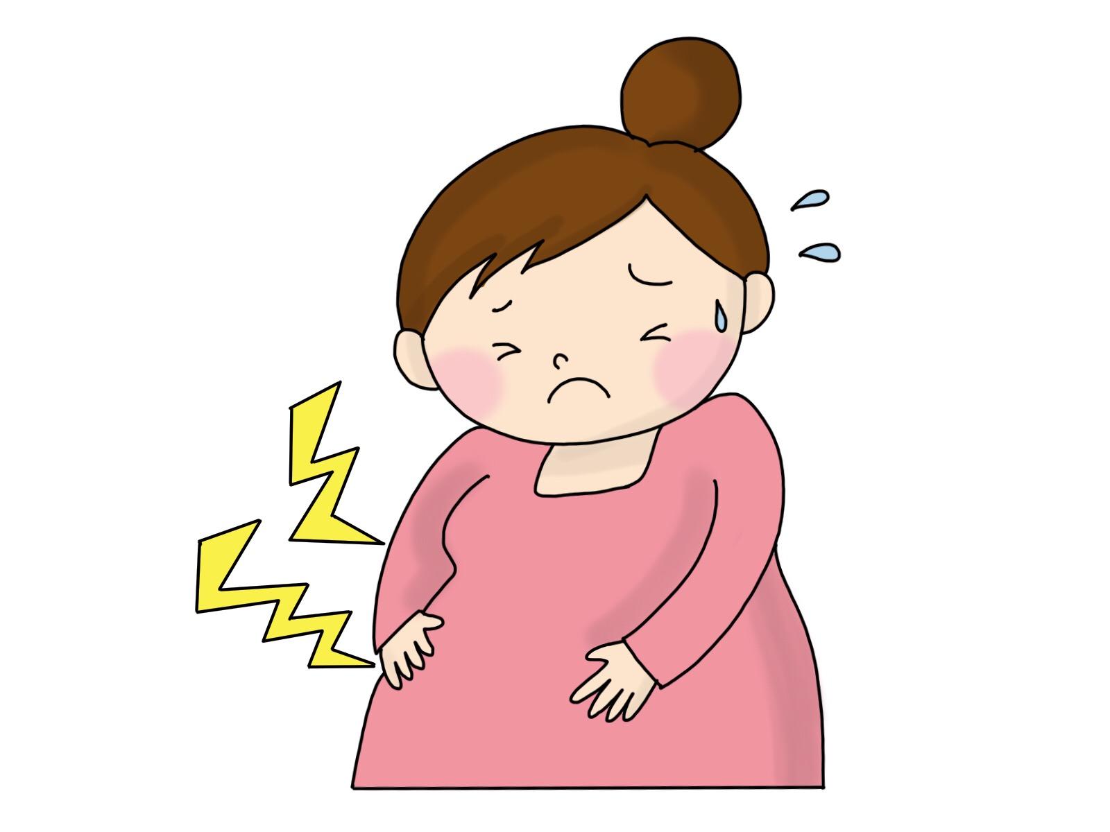 破水したのに陣痛が遠のく?お産の陣痛について紹介します!