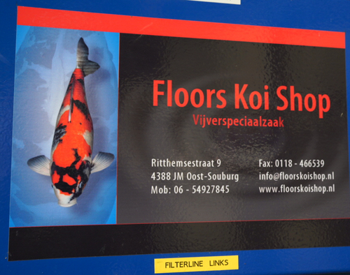 Floor's KoiShop