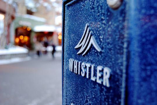 Whistler in the winter (Ko Im)