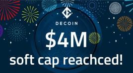Yeterli Finansmana Ulaşan DECOIN.IO Heyecan Verici Başarılara İmza Atıyor
