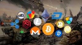 Son Çeyrekte Bitcoin ile Savaşmaya Hazır 4 Kripto Para