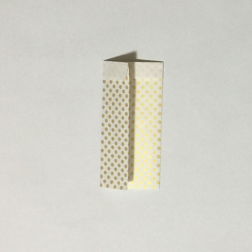 折り紙 福豆入れ4