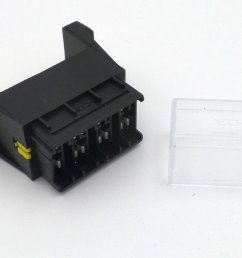 4 way bottom entry vehicle blade fuse box [ 1024 x 768 Pixel ]