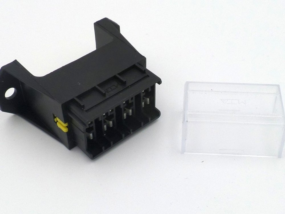 medium resolution of 4 way bottom entry vehicle blade fuse box