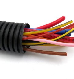 16mm pvc automotive wiring loom cable harness sleeving  [ 1024 x 768 Pixel ]
