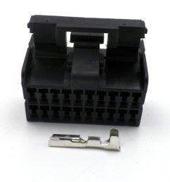 20 way 040 landrover speedo clocks wiring harness connector  [ 1024 x 768 Pixel ]