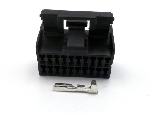 small resolution of 20 way 040 landrover speedo clocks wiring harness connector