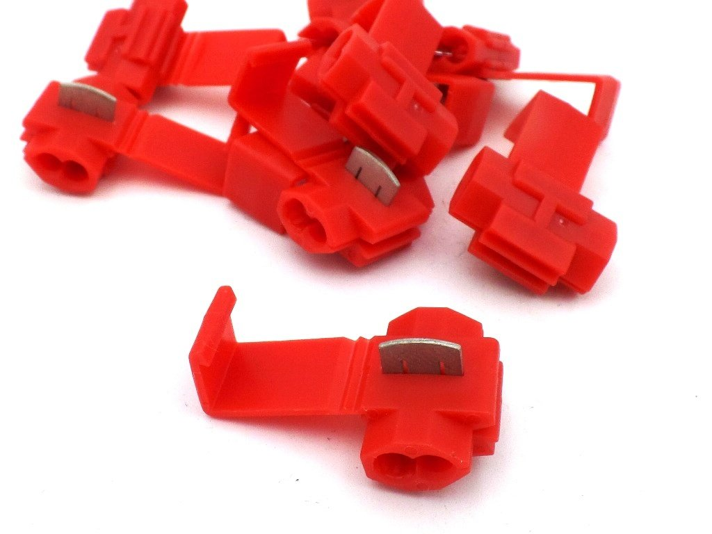 hight resolution of red scotchlok connector 10 pack