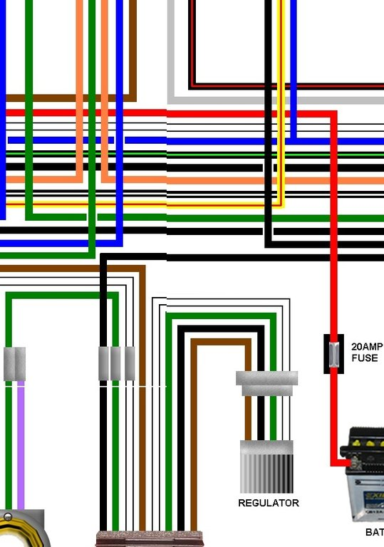 royal enfield bullet 500 wiring diagram home electrical symbols 350 - somurich.com