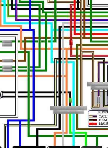 cb400 vtec wiring diagram leviton 3 way switch 5603 honda cb250 cb360 colour electrical cb250n cb400n superdeam uk spec