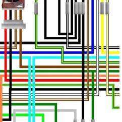 Ct70 K1 Wiring Diagram 2003 Buick Rendezvous Fuel Pump Honda Cb175 Xl70 ~ Elsavadorla