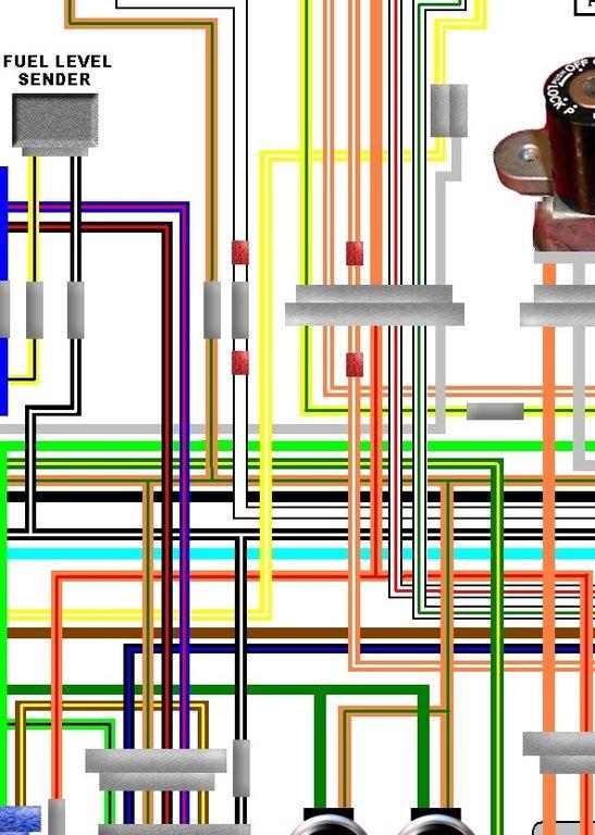 1981 suzuki wiring diagram  wiring diagram wavedesigna