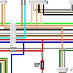 Uk Home Wiring Diagrams Notifier Duct Detector Diagram Suzuki Gt380 1974 1978 Euro Colour Electrical Spec