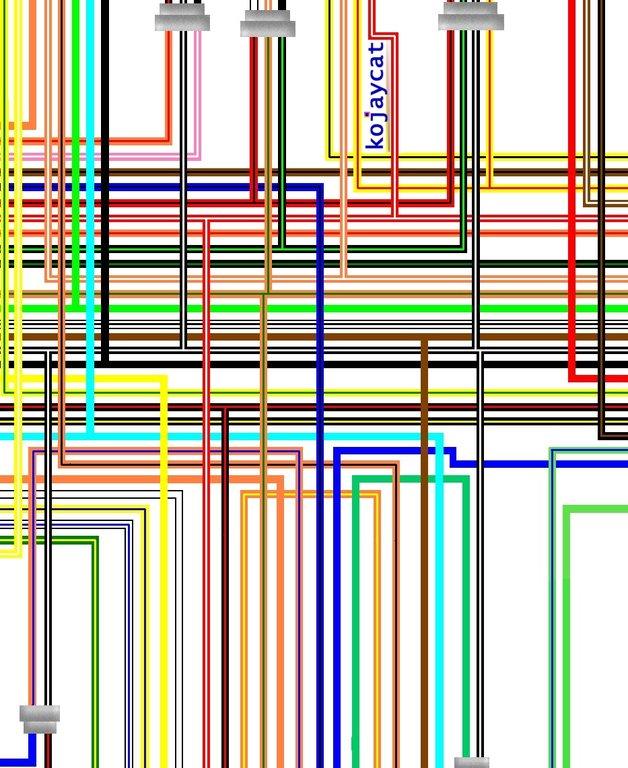 suzuki hayabusa wiring diagram project network critical path sv1000 data oreo