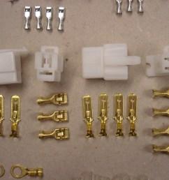 motorcycle wiring loom repair kit no 2  [ 1632 x 1224 Pixel ]