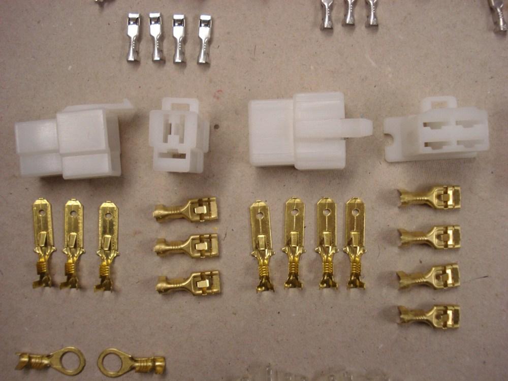 medium resolution of  motorcycle wiring loom repair kit no 2