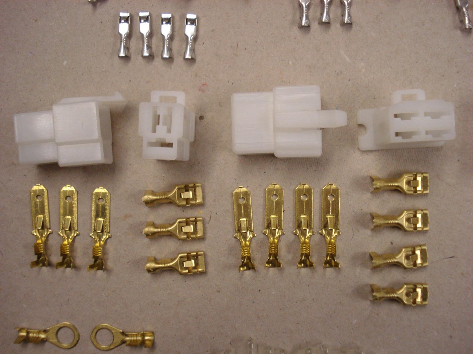 hight resolution of  motorcycle wiring loom repair kit no 2