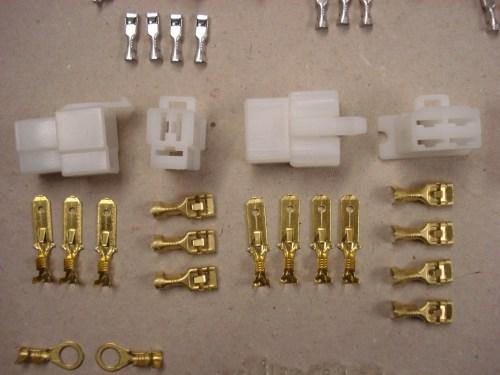 small resolution of  motorcycle wiring loom repair kit no 2
