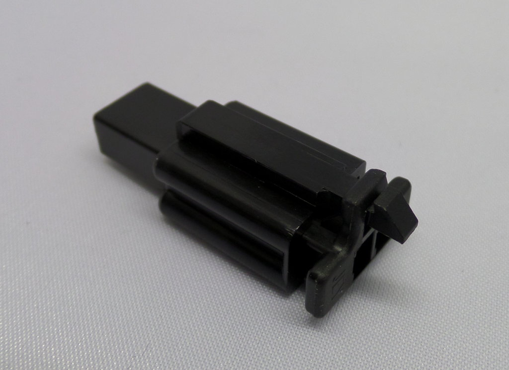 8mm 4 Way Black Mtw Motorcycle Wiring Loom Connector