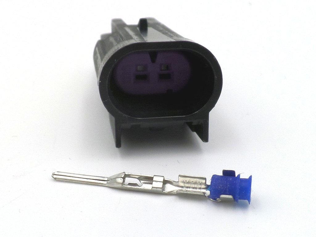 hight resolution of delphi gt150 series 2 way male wiring loom connector