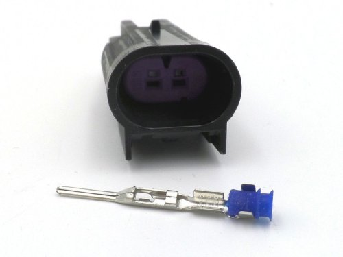 small resolution of delphi gt150 series 2 way male wiring loom connector