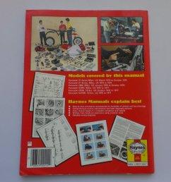 used kawasaki z1 z900 z1000 haynes manual [ 1024 x 768 Pixel ]