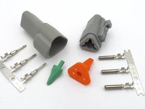 small resolution of deutsch wiring harnes
