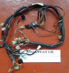 kawasaki gt750 p4 harness wiring loom 26001 1655 used  [ 1024 x 768 Pixel ]